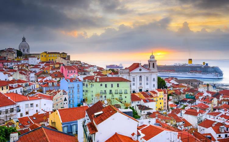 Fotos de Lisboa alfama