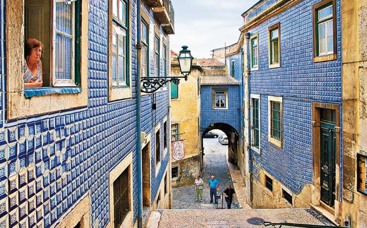Fotos de Lisboa mouraria