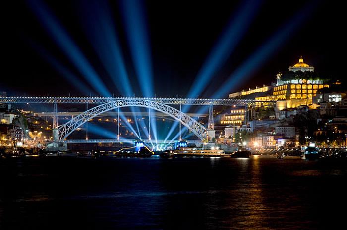 Onde passar a passagem de ano em Portugal porto