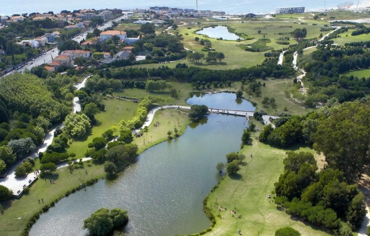 Parque de merendas parque da cidade do Porto