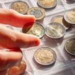 Moedas de 2 euros valiosas que podem valer 2.000 euros